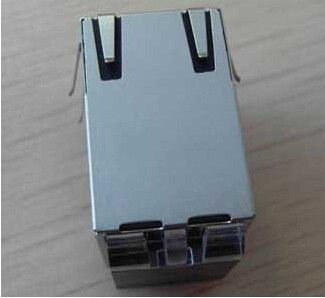 China Female RJ45 USB Connector , Network Cable Jack For Modem / Router / Net Splitter supplier